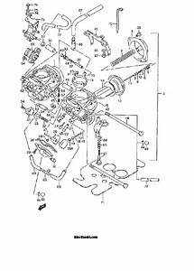 1998 Suzuki Intruder 1500 Wiring Diagram