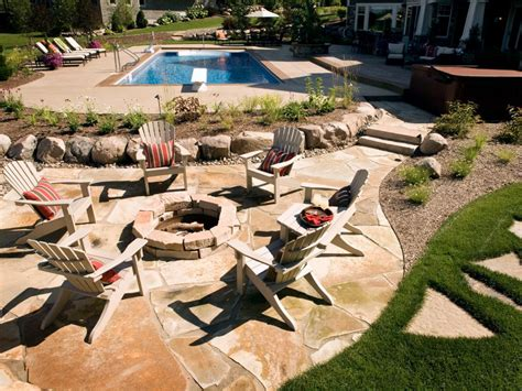 Paving Ideas For Backyards by 14 Ways To Design A Space With Pavers Hgtv