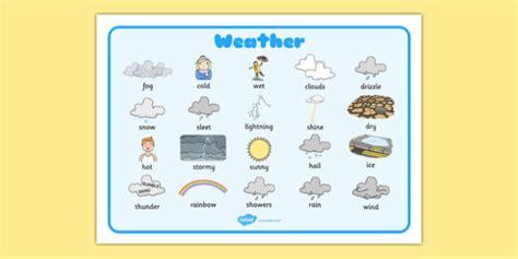 weather word mat weather display ks word mat