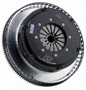 Clutch Masters 725 Series Twin Disc Clutch Kit Dodge Neon