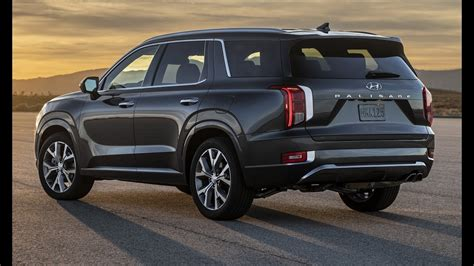 When Is The 2020 Hyundai Palisade Coming Out by 2020 Hyundai Palisade Suv The New Three Row With Luxury