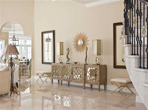 deco living room with crown molding high ceiling in indian river shores fl zillow digs