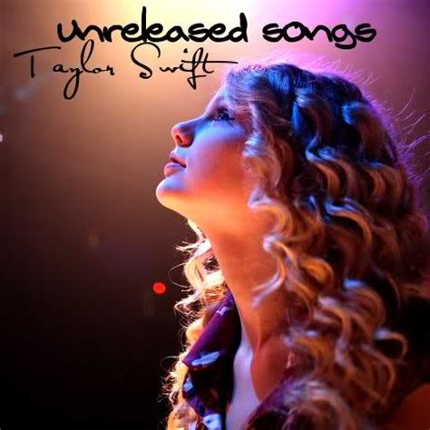 Felicia Rena: Taylor Swift Unreleased Songs (2011)