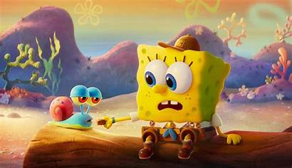 Spongebob Gary Resolution Wallpapers 4k Laptop Movie