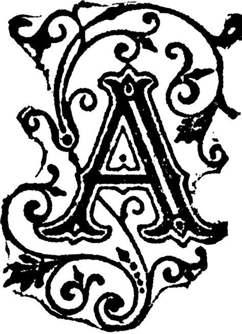 Fancy Letter A Designs - ClipArt Best   Tattoo   Pinterest