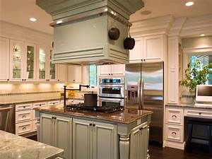 creating a gourmet kitchen hgtv With what kind of paint to use on kitchen cabinets for extra large contemporary wall art