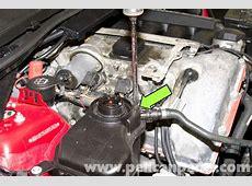 BMW E90 Coolant Flush E91, E92, E93 Pelican Parts DIY
