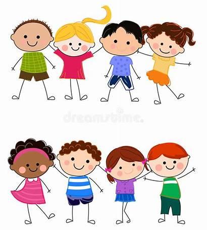 Fun Cartoon Having Children Clipart Enfant Enfants