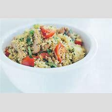 Mediterraneanstyle Chicken Couscous Recipe Tastecomau