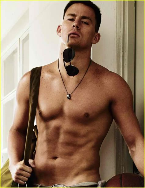 Channing Tatum Eye Candy Read In 2 Thiss Blog