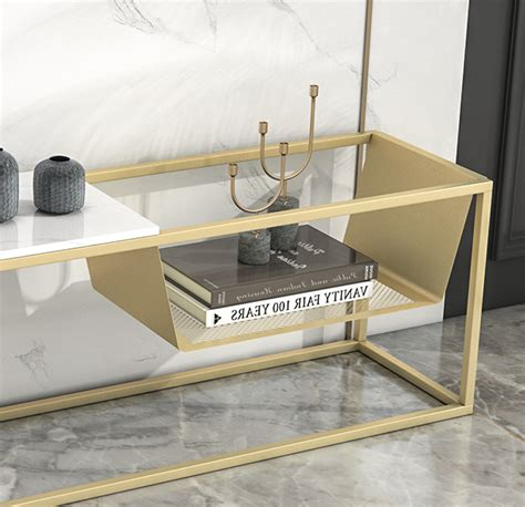 โต๊ะวางของสำหรับตกแต่งบ้าน - Home Decor Sideboard - HomeStudio