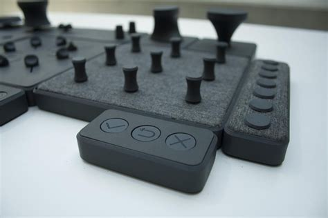 tactiles adds  touch   physical   software
