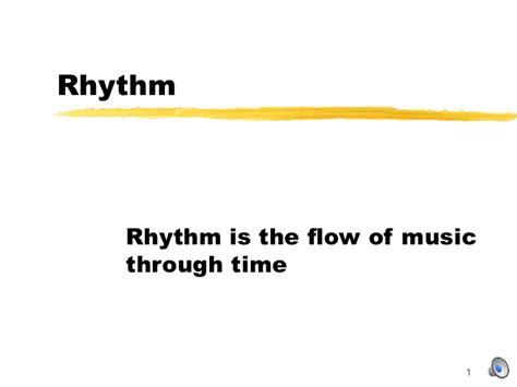 03 Rhythm And Meter