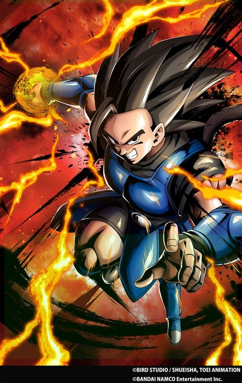 Dragon Ball Legends Reveals 3 New Db Characters By Akira
