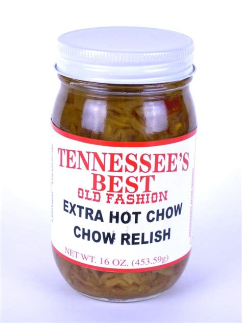 chow chow relish extra hot chow chow relish moonshine ridge country store
