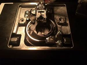 Bobbin Case Stuck On A Singer Sewing Machine