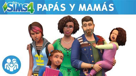 Los Sims 4 Papás Y Mamás