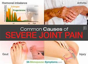 Severe Joint Pain  Causes And Treatments