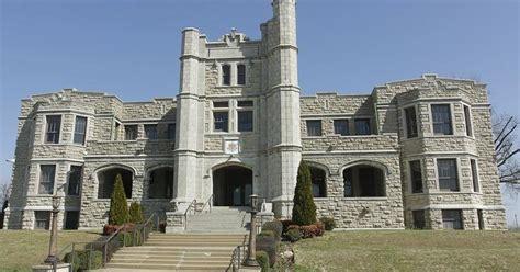 historic pythian castle continues  fascinate