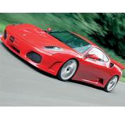 Red Ferrari Sports Car  Yours Cars Modification