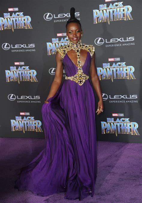 Bn Red Carpet Fab 'black Panther' World Premiere Bellanaija