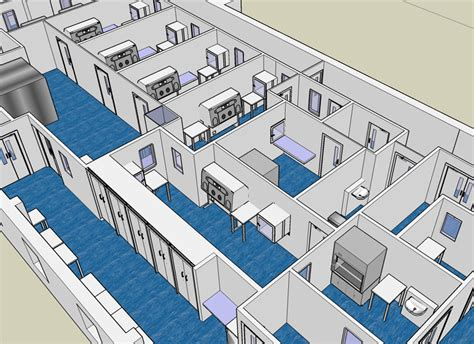 design build    cell therapy unit  kings
