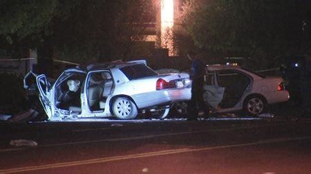 ramona dewhurst killed   injured  head  collision