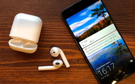 Android Airpods Airpods Comment Les Connecter Sur Un Smartphone Android