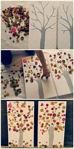 Pinterest Herbst Basteln : mit meiner kleinen basteln herbst baum mit kn pfen bilder pinterest colored paper ~ Orissabook.com Haus und Dekorationen