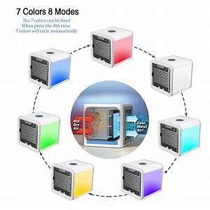 Climatiseur Mobile Pas Cher : climatiseur mobile ventilateur usb portable climatiseur ~ Dallasstarsshop.com Idées de Décoration