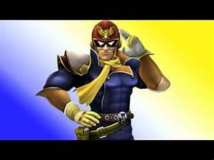 Super Smash Bros. Brawl - Captain Falcon Guide - Moveset ...