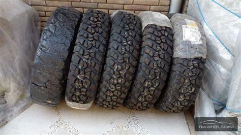 fs bf goodrich mud terrain tyres    sale