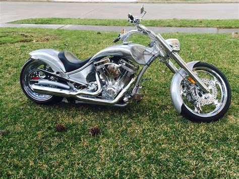 2007 American Ironhorse Slammer Motorcycles For Sale