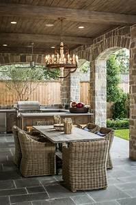 Table Resine Bois : le salon de jardin en r sine tress e en 52 photos ~ Teatrodelosmanantiales.com Idées de Décoration