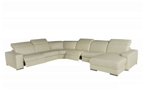 Chateau Dax Leather Sectional Sofa by Mosto Sectional With Recliners Chateau D Ax Neo Furniture