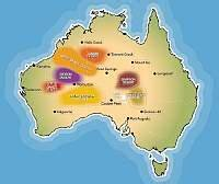 Great Victoria Desert Map Pictures to Pin on Pinterest ...