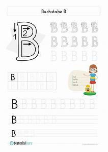 Buchstaben Für Kinderzimmertür : neu ein kostenloses deutsch arbeitsblatt zum buchstaben b f r die grundschule auf dem die ~ Orissabook.com Haus und Dekorationen