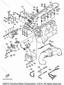 Yamaha Waverunner Parts 1996 Oem Parts Diagram For Electrical