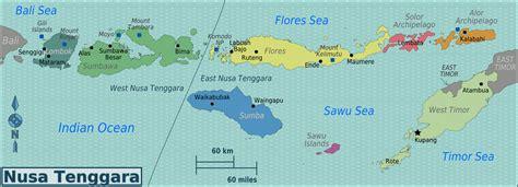 fileeast nusa tenggara regions mappng wikimedia commons