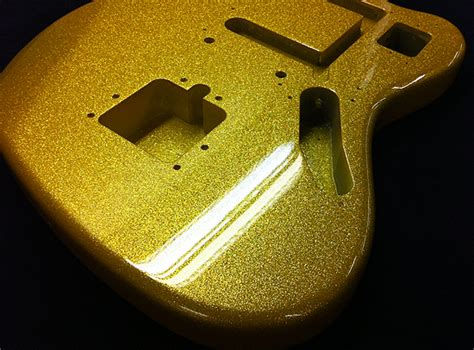 sims guitar refinishing