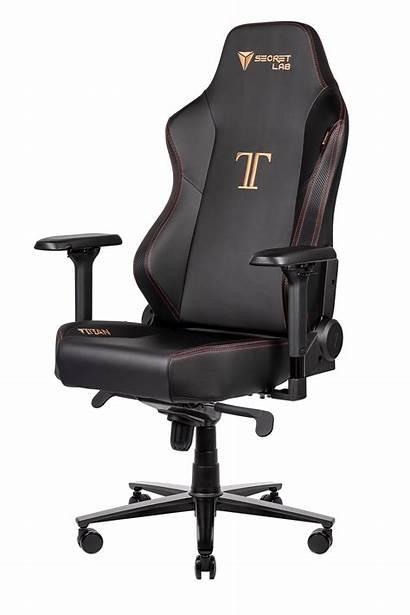 Chair Gaming Secretlab Titan Setup Pc Sitting