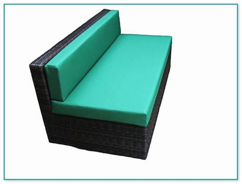 outdoor bench cushions made to order