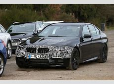 2014 BMW M5 LCI Getting New Grille and Headlights
