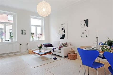 Flat Renovations Swedish Minimalist Apartment Proves