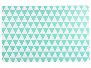 Set De Table Bleu : set de table scandinave coloris bleu vente de set et chemin de table conforama ~ Teatrodelosmanantiales.com Idées de Décoration