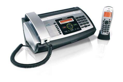 philips si鑒e social fax con segreteria telefonica e dect ppf685e itb philips