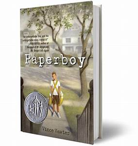 Paperboy Book Project - Lessons - Tes Teach
