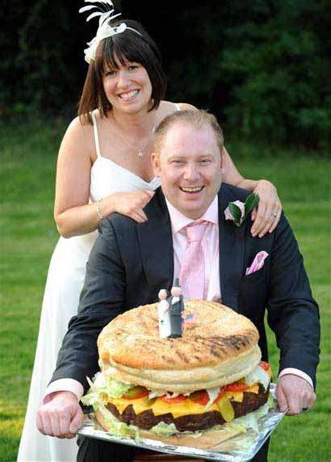 Hamburger Cakes The Whopper Wedding Burger