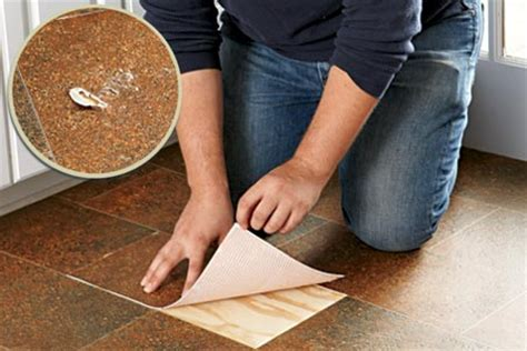 How to Patch a Vinyl Floor   This Old House