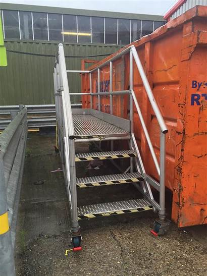 Access Skip Platforms Platform Height Working